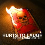 Screaming Skull Cover